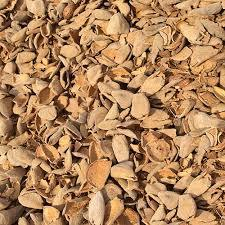 Almond hulls