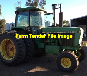 John Deere 4440 Tractor Wanted in Good Condition