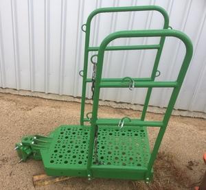 Ladder / Platform extension to suit John Deere S-Series combine / Header For Sale -  Make an Offer?