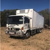 2006 Hino FG 500 Body Truck