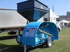 WANTED Grain Bag Inloader to Hire