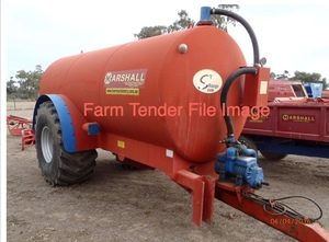 WANTED Slurry Tanker