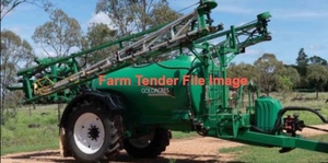 Goldacres 5030 Sprayer