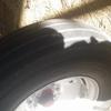 Header Tyre 11.25 24  Hard size to find
