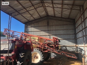 Under Auction - (A146) - Hardi Boom Spray 5030 - 2% + GST Buyers Premium On All Lots