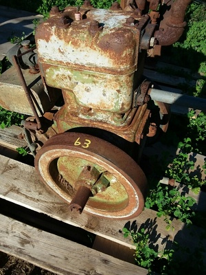 Ronaldson & Tippet Motor
