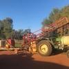 John Deere 4440 3PL Tractor with 27m Boomspray & Water Cart