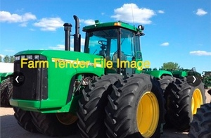 WANTED 9300-9400 Series Tractor 360hp