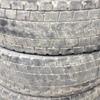 Second hand truck tyres