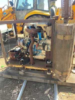 Deutz 3L912 Diesel Engine - 2% Buyers Premium On All Lots