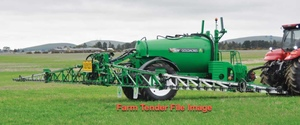 WANTED Goldacres  Evolution 8536 / 8036 Trailing Sprayer
