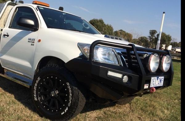 Toyota Hilux Bullbar NEW $1,200 inc GST