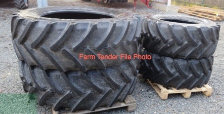 Wanted 4x 480/65/r24 Tyres