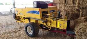 2013 New Holland BC5070 Small Square Baler