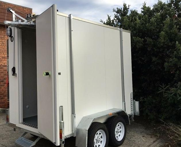 9 x 5 - DIY Mobile Butcher - Cool Room - Custom Built - Designed for your needs