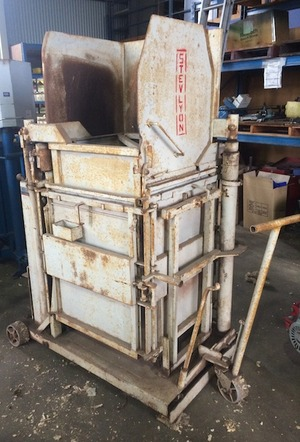 Stevlyon Industrial Woolpress For Sale