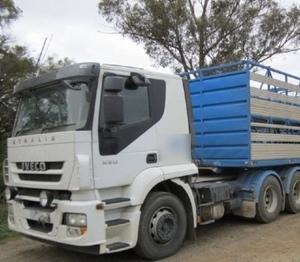 2012 Iveco Stralis ATI 450 Prime Mover