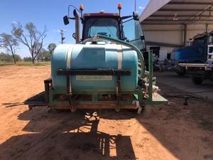 1200L Gold Acres Spray Tank