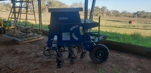 Agrow drill