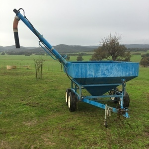 WANTED Sheep Feeder with Auger