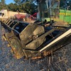 John Deere 4890 Windrower with 2 Fronts