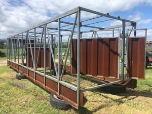 Stock Crate 9.9m long