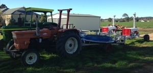 Southern Cross Traveling Irrigator's + Tractors For Sale