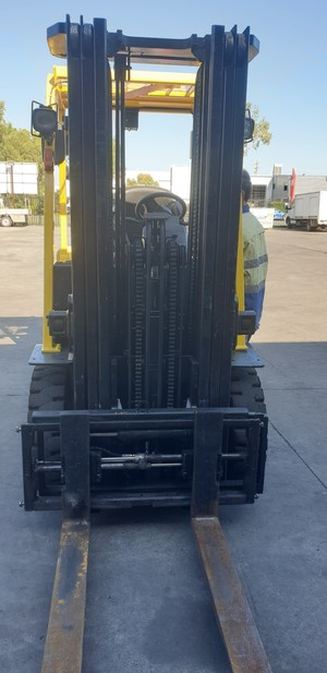 Hyster 2.5 ton forklift