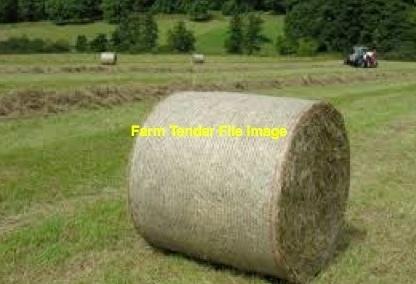 Old Season Medic Straw 5x4 Rolls