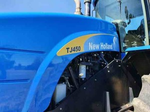 2005 New Holland TJ 450s Articulated Tractor