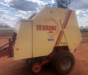Krone KR 160 Round Baler