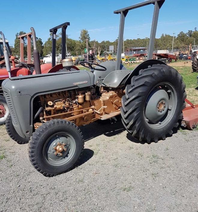 Massey Ferguson 35 'Anniversary Model' Tractor