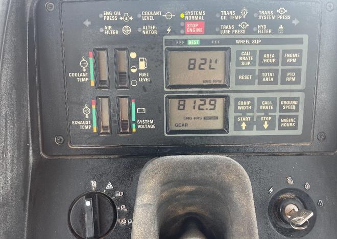 1996 Case IH 7240 FWA Tractor