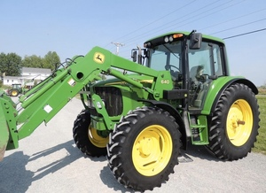 100hp Tractor with FEL to Hire for 2 months