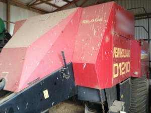 New Holland 8x4x3 - 1210 Square Baler For Sale