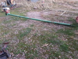 13 ft x 3.5 inch  Pencil Auger