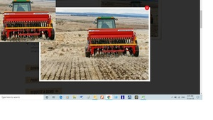 SEEDER Duncan Revonator seeder or similar