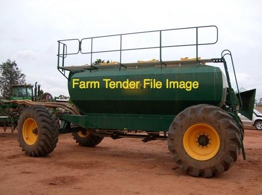 WANTED 15000-17000L Simplicity Air Seeder Cart