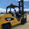 Under Auction - (A146) - 5 Tonne Cat  DP50CN Forklift - 2% + GST Buyers Premium On All Lots