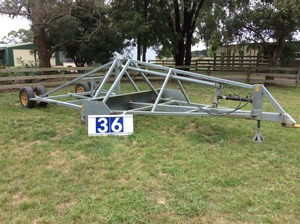 Under Auction - 9ft Land Plane - 2% + GST Buyers Premium on All Lots - 2% + GST Buyers Premium On All Lots