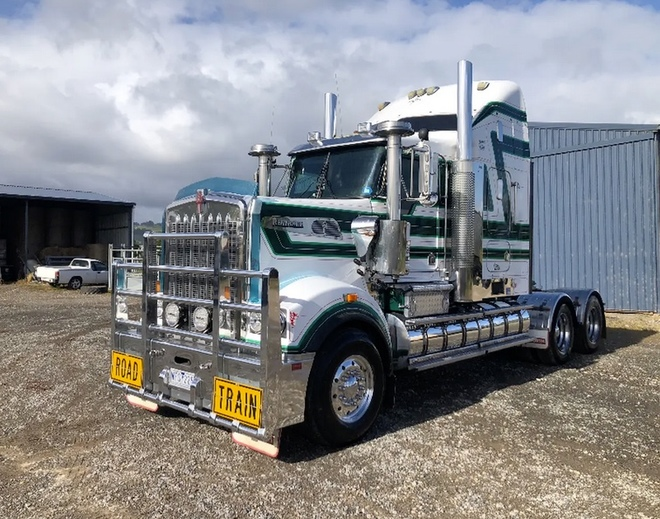 2008 Kenworth T900 Series Prime Mover
