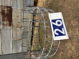 Under Auction - 7' Hay Ring - 2% + GST Buyers Premium on All Lots - 2% + GST Buyers Premium On All Lots