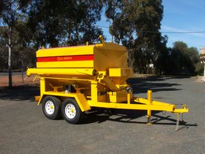 MP EZY FEEDER 40/50 & 70 BAG TRAILER