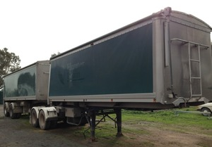 19 Metre Lusty Trailers For Sale