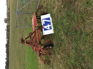 Under Auction - (A129) - Old Rake - 2% + GST Buyers Premium On All Lots