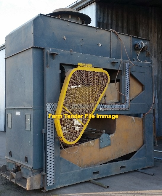 Cimbria  / Westrut Seed Grain cleaner with screens or simmilar