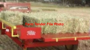 WANTED Small Square 15 Bale Accumulator