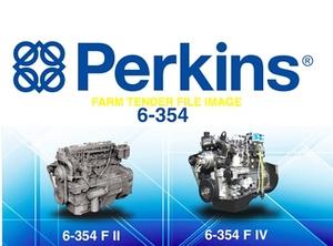 Perkins 6-354 Motor