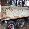 Steel Tipper, Sub Chassis with Sound Hoi