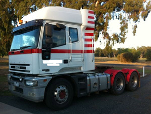 For Sale Iveco MP4700 prime mover